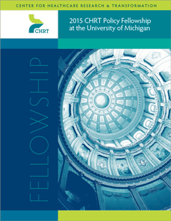 Download the 2015 CHRT Policy Fellowship brochure as a PDF