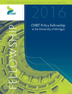 Download the 2016 CHRT Policy Fellowship brochure as a PDF